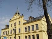 Metalldach - Grundschule Cossebaude